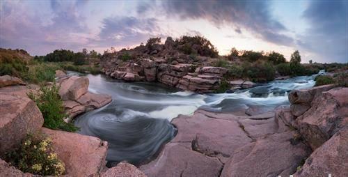 Токвиските водопади Украина