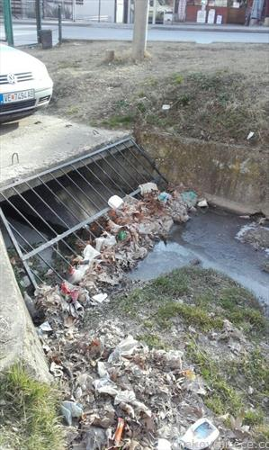 каналот кај Битолска пруга