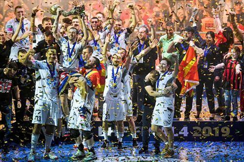 ракометарите нa Вардар се европски шампиони