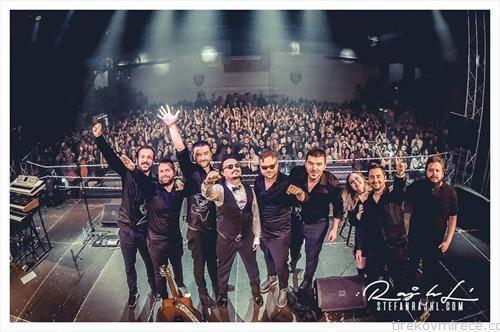 Нокаут на концертот во Скопје