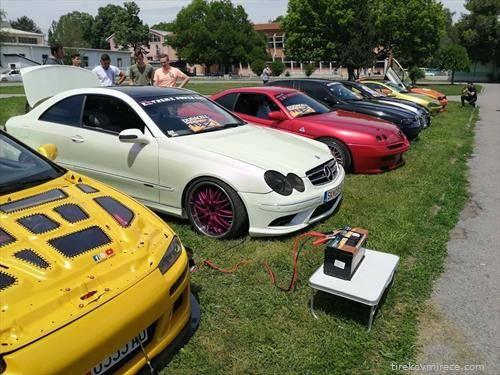 изложба на автомобили во Скопје