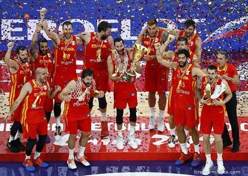 Шпанија е новиот светски првак во кошарка