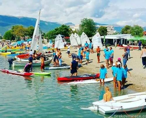 Ден на водни спортови Струга 2017