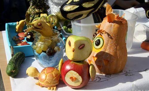 фигури од храна 16 октомври светски ден на храната