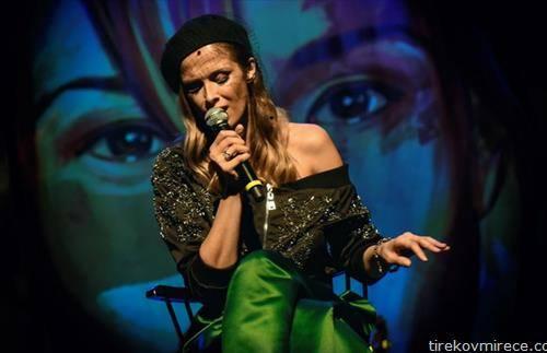 каролина со серија концерти го промовира нејзиниот нов албум - извор