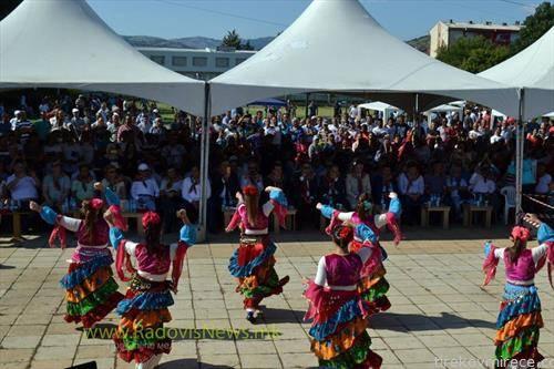 Во Радовиш  викендов беше одржан 12. по ред Јуручки фестивал