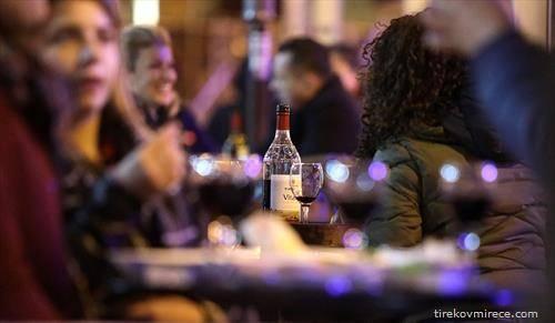 во Скопје викендов се одржа вино скоп