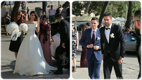се ожени тенисерот марин чилиќ
