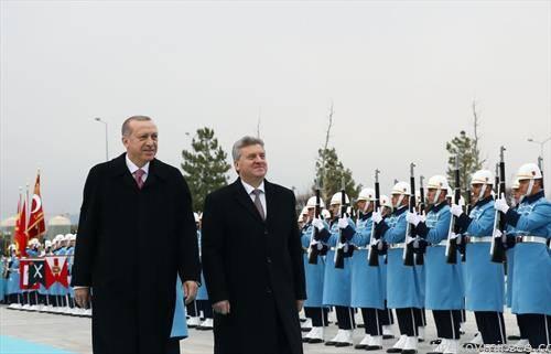 Претседателот Ѓорге Иванов е во посета на Турција. Ова е шеста негова посета во оваа 2018 година