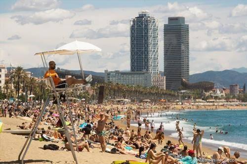 плажа во Барселона