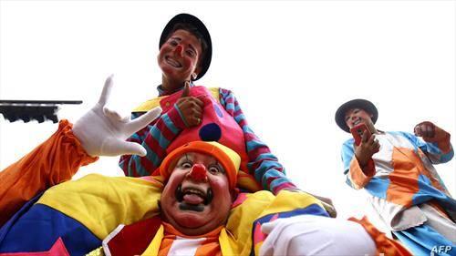 собир на кловнови во Мексико