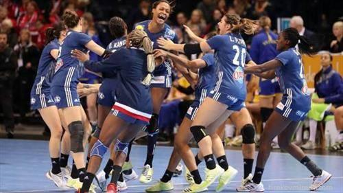 Франција е европски првак во ракомет за жени