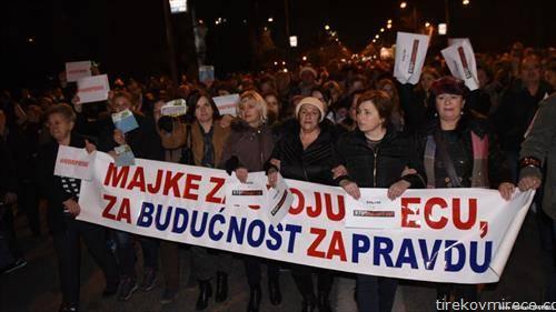 протести во Подгорица