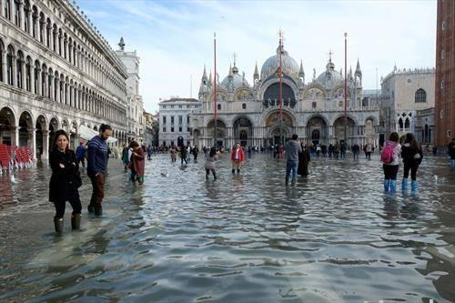 Венеција под вода