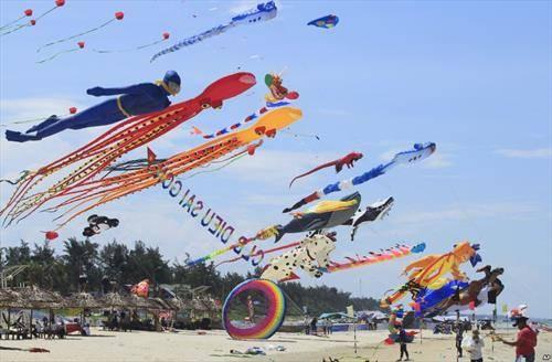 фестивал на летала змаеви во Виетнамна