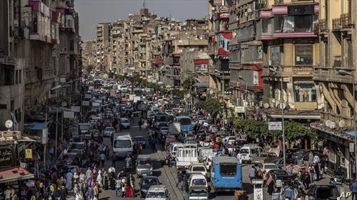Каиро пред полициски час