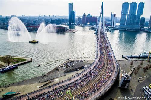 маратон во Ротердам