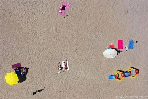 плажа во Драч Албанија
