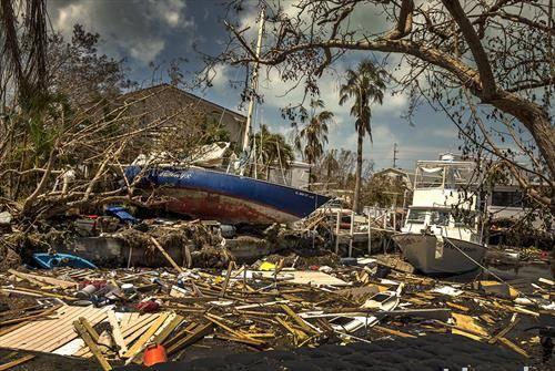 ураганот Ирма, отпосле