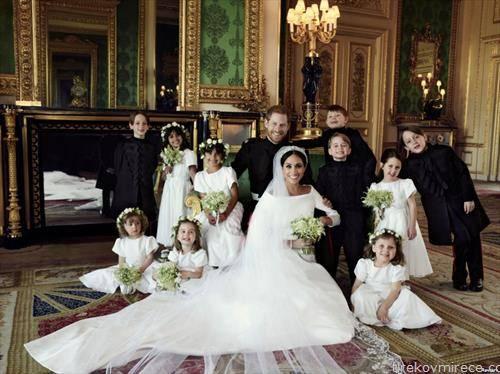 свадбата на принцот хари