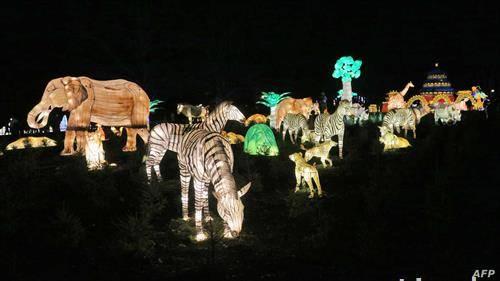 парк на светилки во Литванија