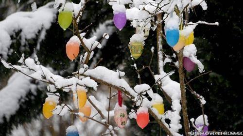 Зима ли е, Велигден ли е