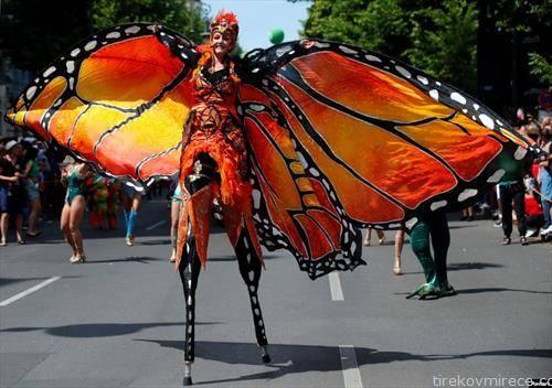 мулти културна парада во Берлин