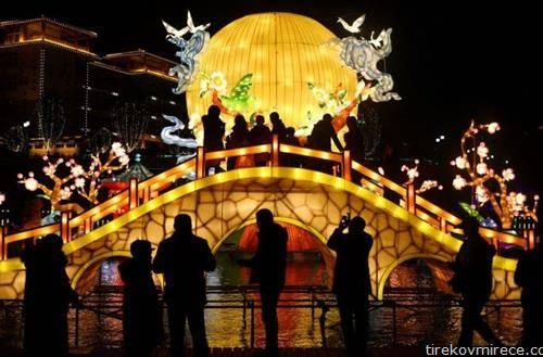 Кинеска лунарна Нова година – година на свињата