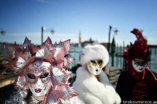 карневал во Венеција