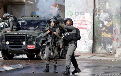 нереди во Ветлеем и појасот Газа