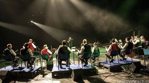 концерт на Звонко Богдан во сава центар во Белград