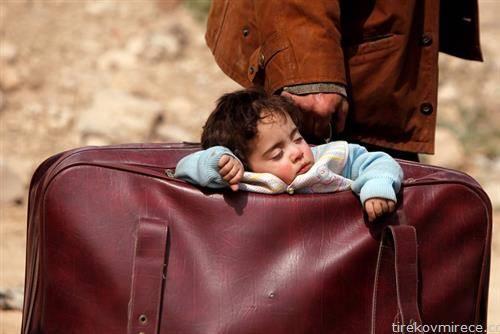 Бегалец од Сирија, деновиве од Гута