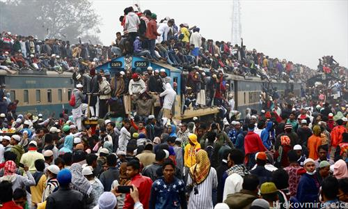 на воз во бангладеж