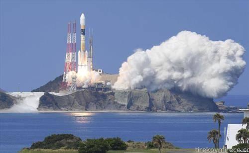 Јапонците лансираат ракета