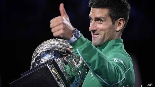 осма титула од осум финалиња, Ѓоковиќ победи на Австралија опен