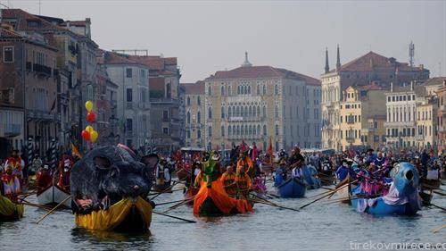 карневал венеција