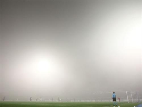 во какви услови, магла, играше Динамо во Загреб во Лигата на Европа
