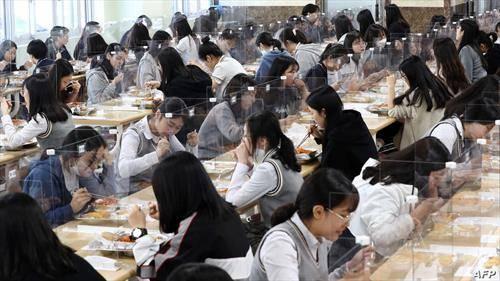 студентска менза во Пекинг