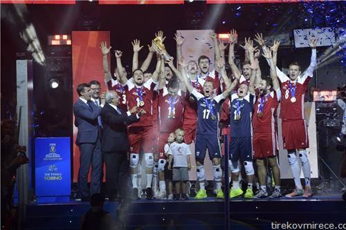 Полска е старо новиот светски првак во одбојка мажи