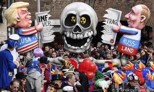карневал во диселдорф
