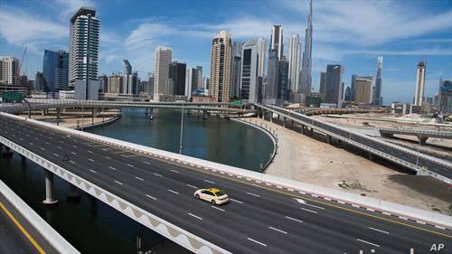 улиците на Дубаи