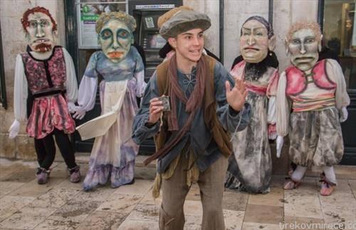 ликовите на книжевноста од автори од Дубровник оживеаја во Ноќта на книгата