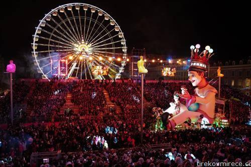 карневал во ница