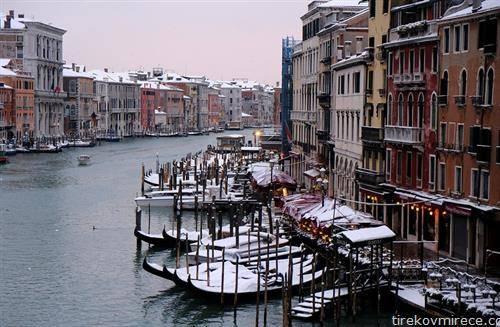 венеција под снег