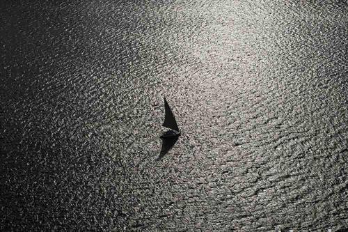 Едреник плови по реката Нил во близина на Каиро, Египет.