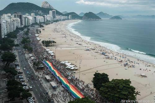 ЛГБТ парада во Рио