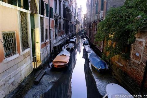 Венеција на суво