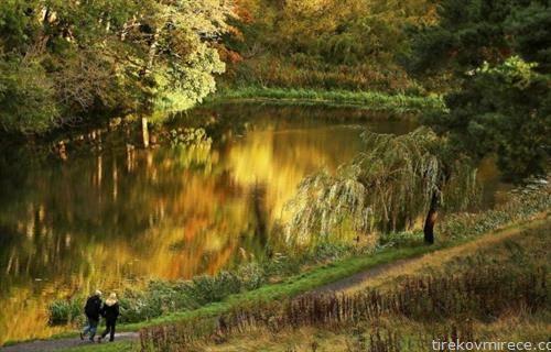 есенска слика од Даблин, Ирска