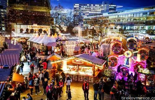 божикен пазар во Берлин