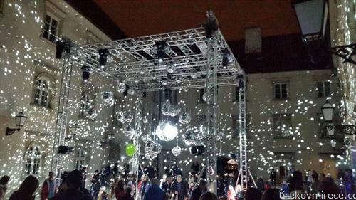 фестивал на светлото во Загреб